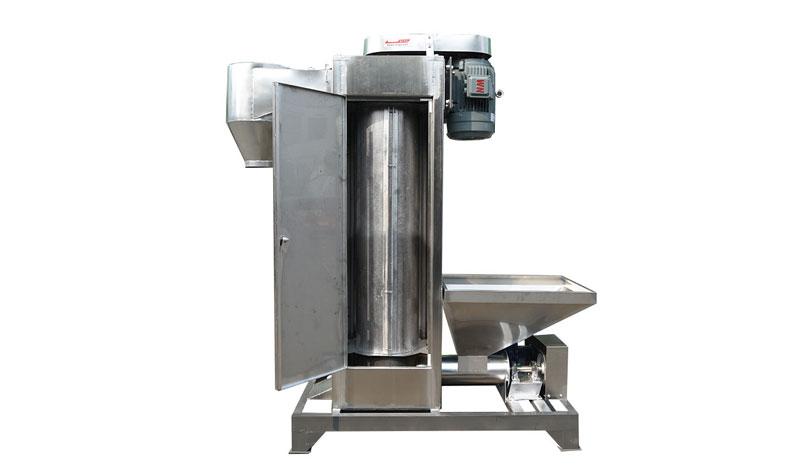 Vertical Spin-dryer(for hard scrap)