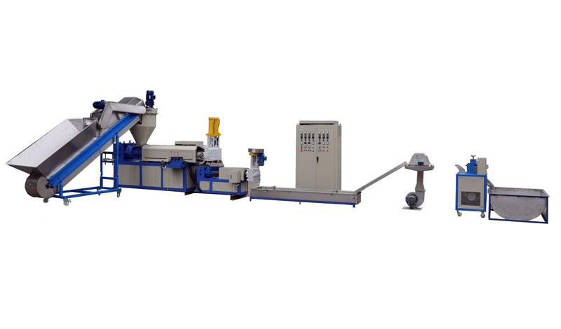 Wet Film Recycling Machine Line